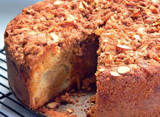 Reteta de TORT SPECIAL mix de mere nuci, migdale si miere