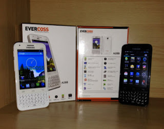 Evercross A28B Dual SIM Andorid Qwerty Murah