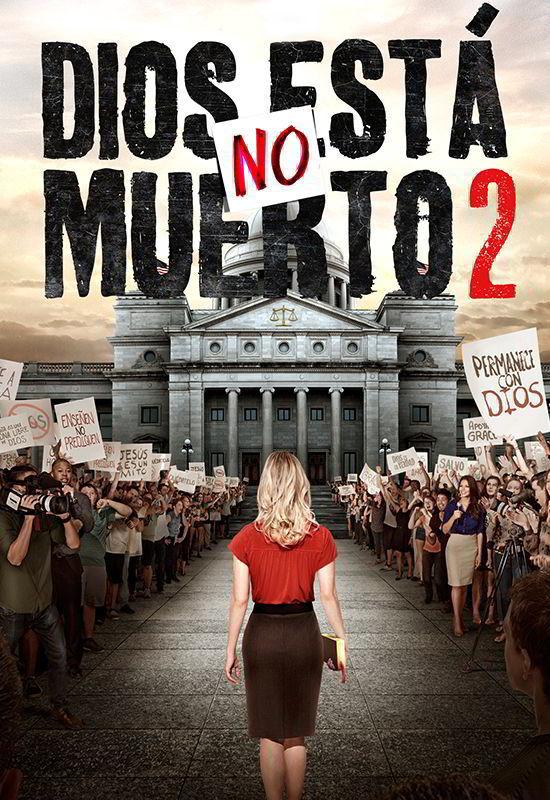 Dios No Esta Muerto 2 (2016) [DVDRip] [Latino] [1 Link] [MEGA]