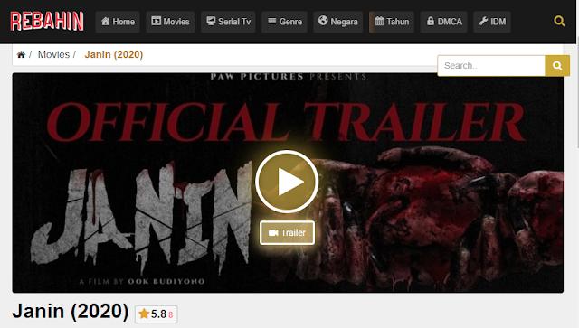 Nonton Film Janin (2020) Subtitle Indonesia Full Movie