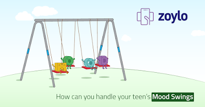 Tips to identify teenage mood swings