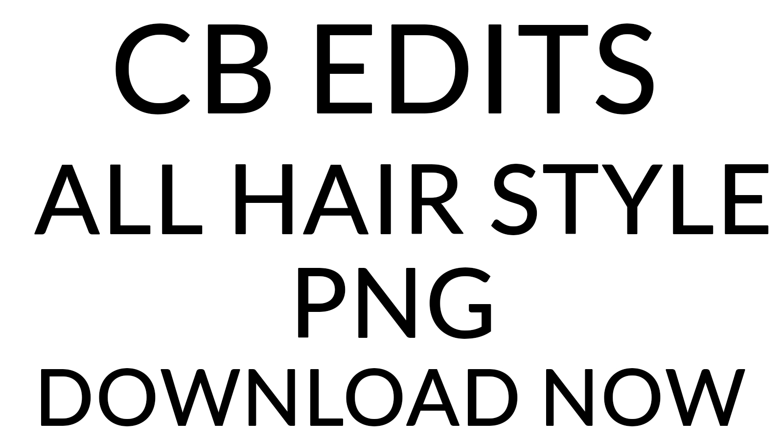 Hair Png All Download Now This My Post In One Click By Raju