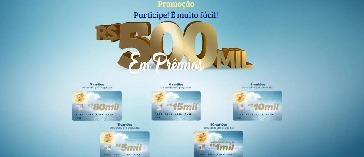 Promoção GoodBom 2020 Prêmios Cartões Pré-Pago