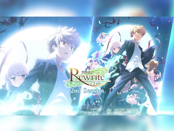 Sinopsis anime Rewrite 2nd Season (2017)