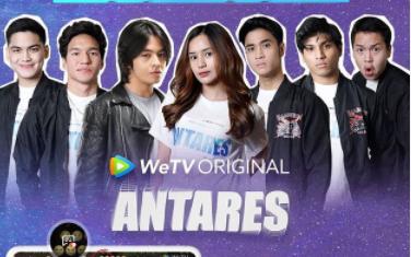 link streaming nonton Antares episode 7 b di WeTV dan LK21 secara gratis hari ini bisa download kisah Ares Zea