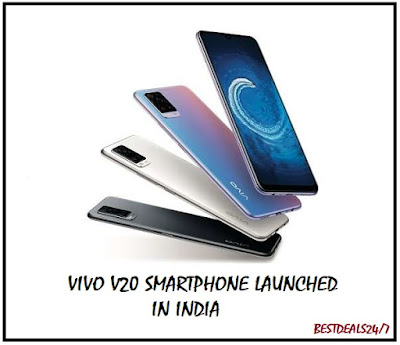 Vivo V20 Smartphone Launched in India