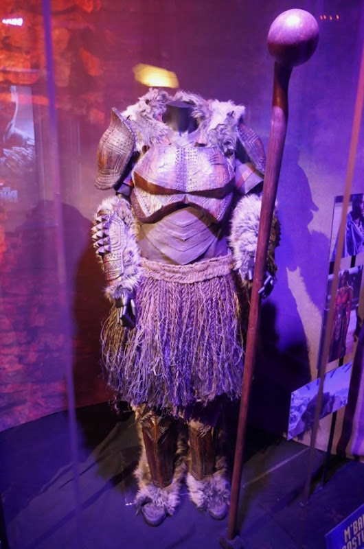Black Panther MBaku film costume