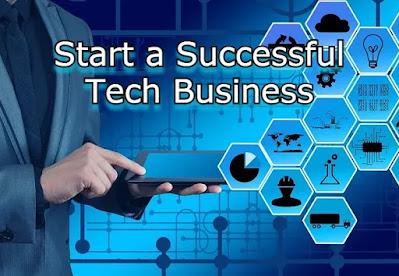 Successful Tech Business