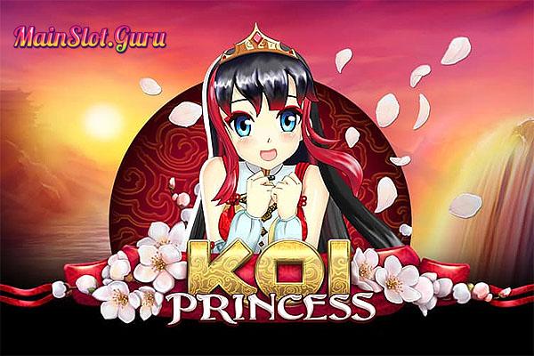 Main Gratis Slot Koi Princess NetEnt