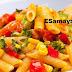 வேர்க்கடலை மசாலா பாஸ்தா செய்வது | Peanut Spice Pasta Recipe !
