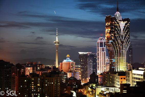 Macao. Las ciudades mas visitadas en 2018
