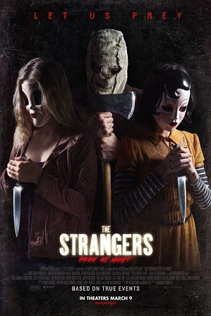 The Strangers: Prey at Night (2018) 300MB Full Hindi Dual Audio Movie Download 480p BRRip