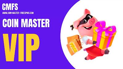 Coin Master VIP Member.