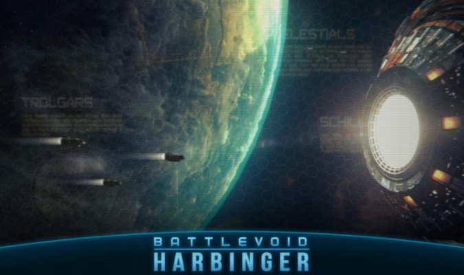 Rekomendasi Game Space Terbaik tuk Android - Battlevoid: Harbinger