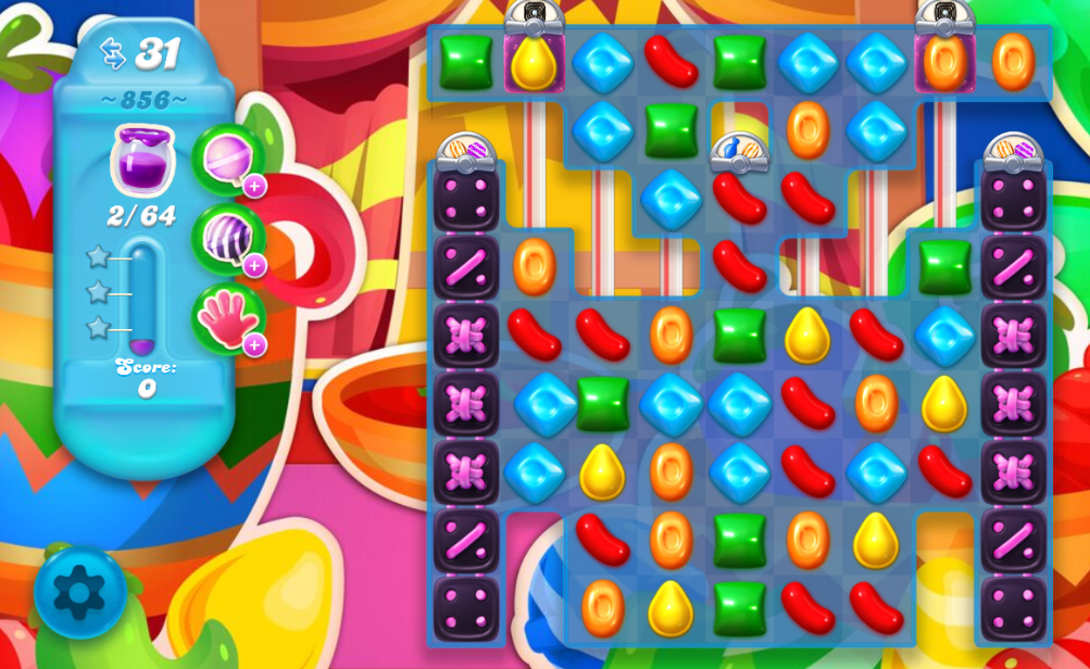 Candy Crush Soda Saga 856