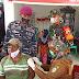 Dukung Percepatan Vaksinasi, Babinpotmar TNI AL Lanal TBA Terus Konsisten Dampingi Vaksin Warganya