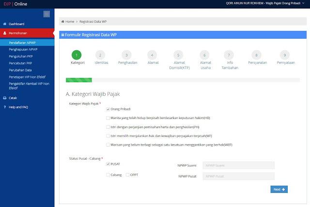 Cara Membuat NPWP Secara Online Update 2016 - PajakBro.com