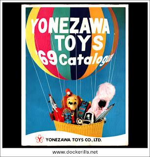 Yonezawa Catalogue 1969