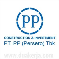 Lowongan Kerja PT Pembangunan Perumahan (Persero) Tbk Terbaru Agustus 2017