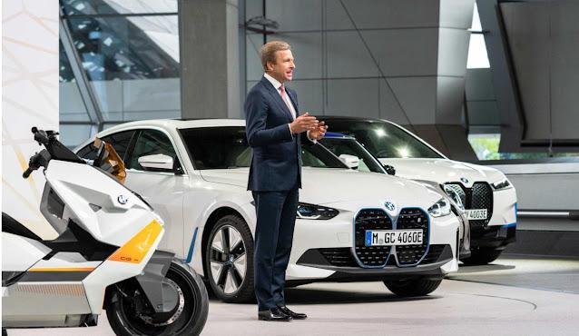 BMW تضع طموحات عالية لخفض انبعاثات ثاني أكسيد الكربون بحلول عام 2030