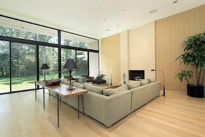 Ruang Keluarga Modern