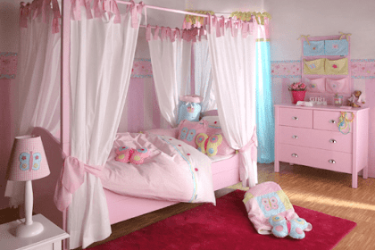 12 Cute Bedroom Ideas For Your Daughter