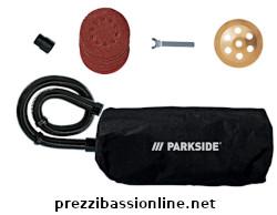 Levigatrice carteggiatrice lidl accessori