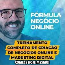 Curso Online Fórmula Negócio Online - Como criar seu negócio próprio na internet