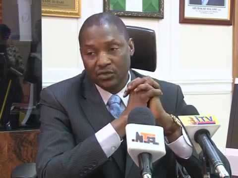 Buhari's impeachment: AGF Malami fires back at National Assembly