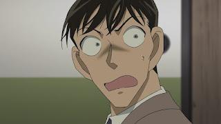 名探偵コナン アニメ 1018話 骨董盆は隠せない   Detective Conan Episode 1018