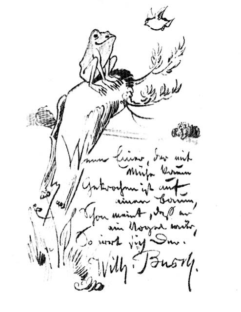 gelesen - gefunden -zum nach-denken: Wilhelm Busch