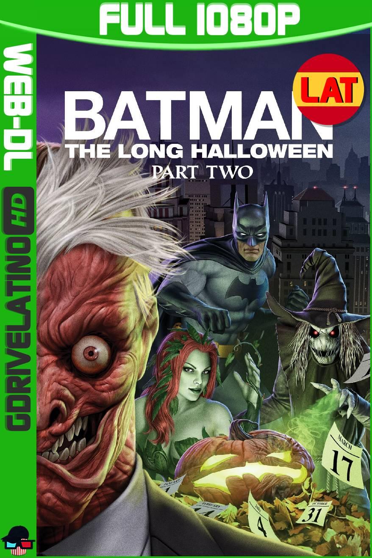 Batman: El Largo Halloween Parte 2 (2021) WEB-DL 1080p Latino-Ingles MKV