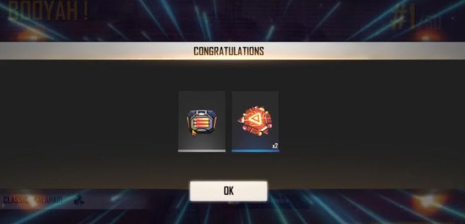 Cara Mendapatkan Red Power Cube