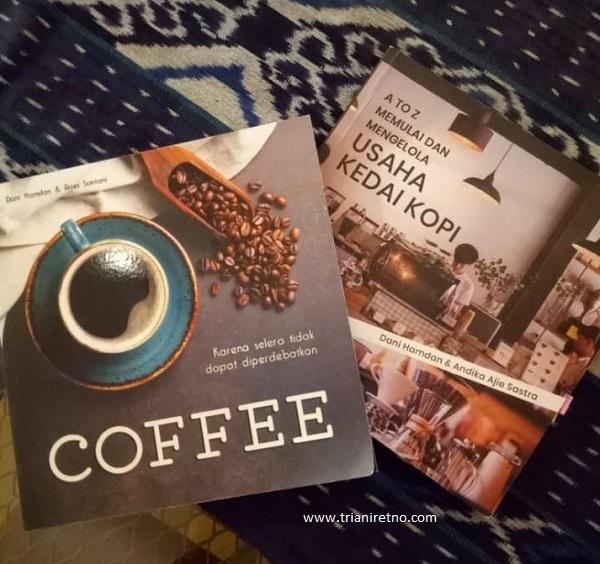 Rekomendasi buku tentang kopi