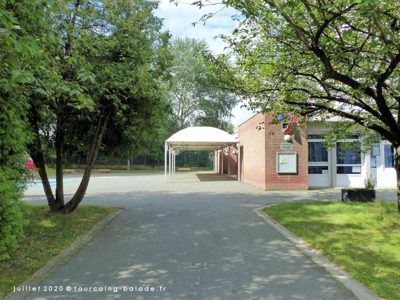 École Maternelle Voltaire, Tourcoing 2020