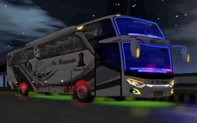 Download Mod Bussid Strobo Gerak