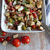 Panzanella o ensalada de tomate y pan