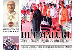 Tabloid Lelemuku #55 - HUT Maluku - 23 Agustus 2021