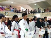 UKMBD Taekwondo UIN Antasari Gelar Kejuaraan Daerah Taekwondo Terbuka 7th  Antasari Cup 2020 Regional Kalimantan Sebagai Wadah Silaturahmi Antar Dojang
