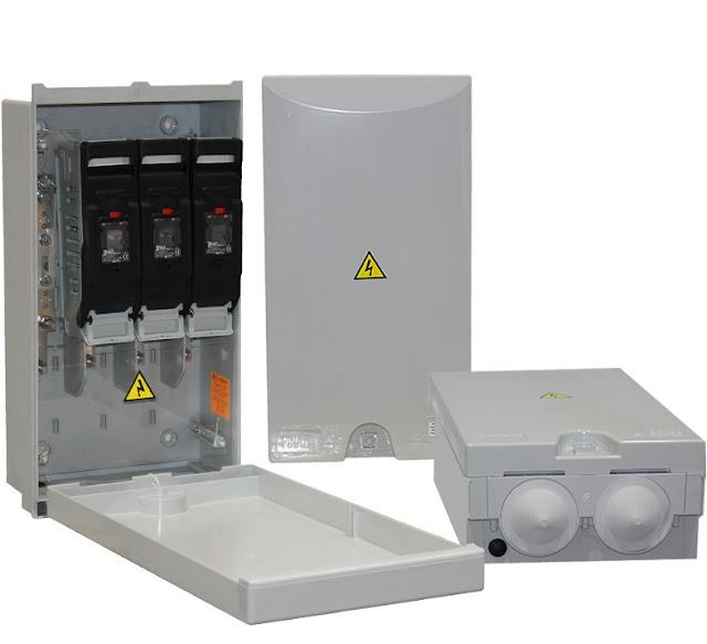 ITC-BT-13 | Instalaciones de Enlace | Cajas Generales de Protección | Reglamento Electrotécnico de Baja Tensión