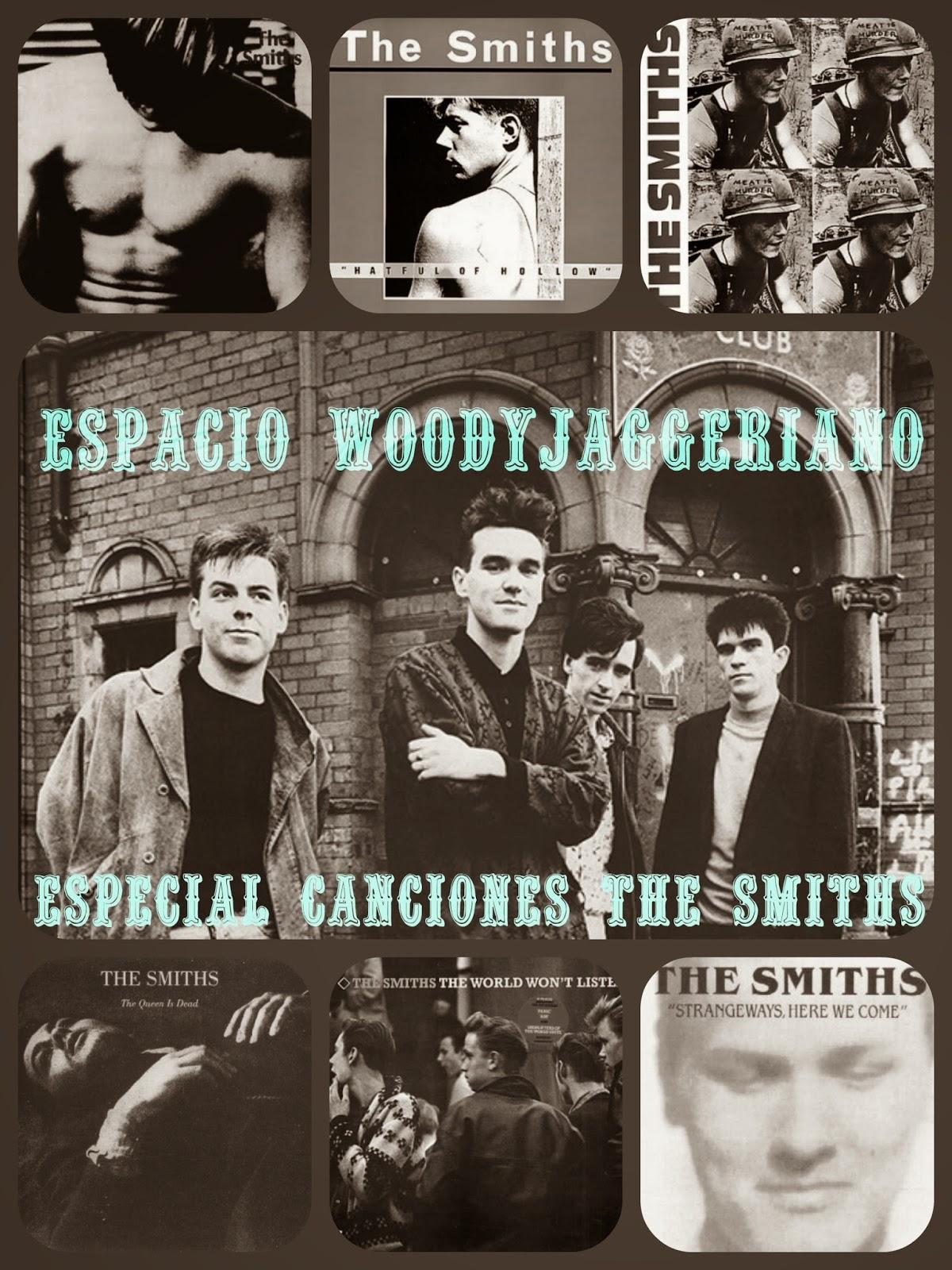 Especial mejores canciones The Smiths