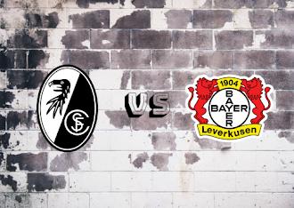 Freiburg vs Bayer Leverkusen  Resumen y goles