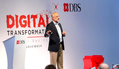 DBS - Digital Transformation