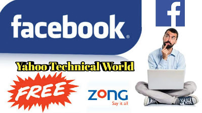 zong free facebook with pics