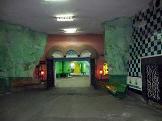 Бахмут. Завод шампанських вин. Підземні лабіринти