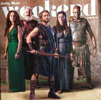 PREMIUM SPOTLIGHT ON NEW EPIC TV SERIES 'TROY: FALL OF A