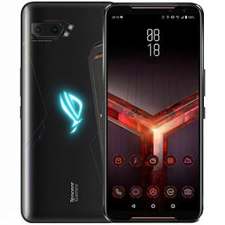 Handphone flagship 2020 Asus ROG Phone II