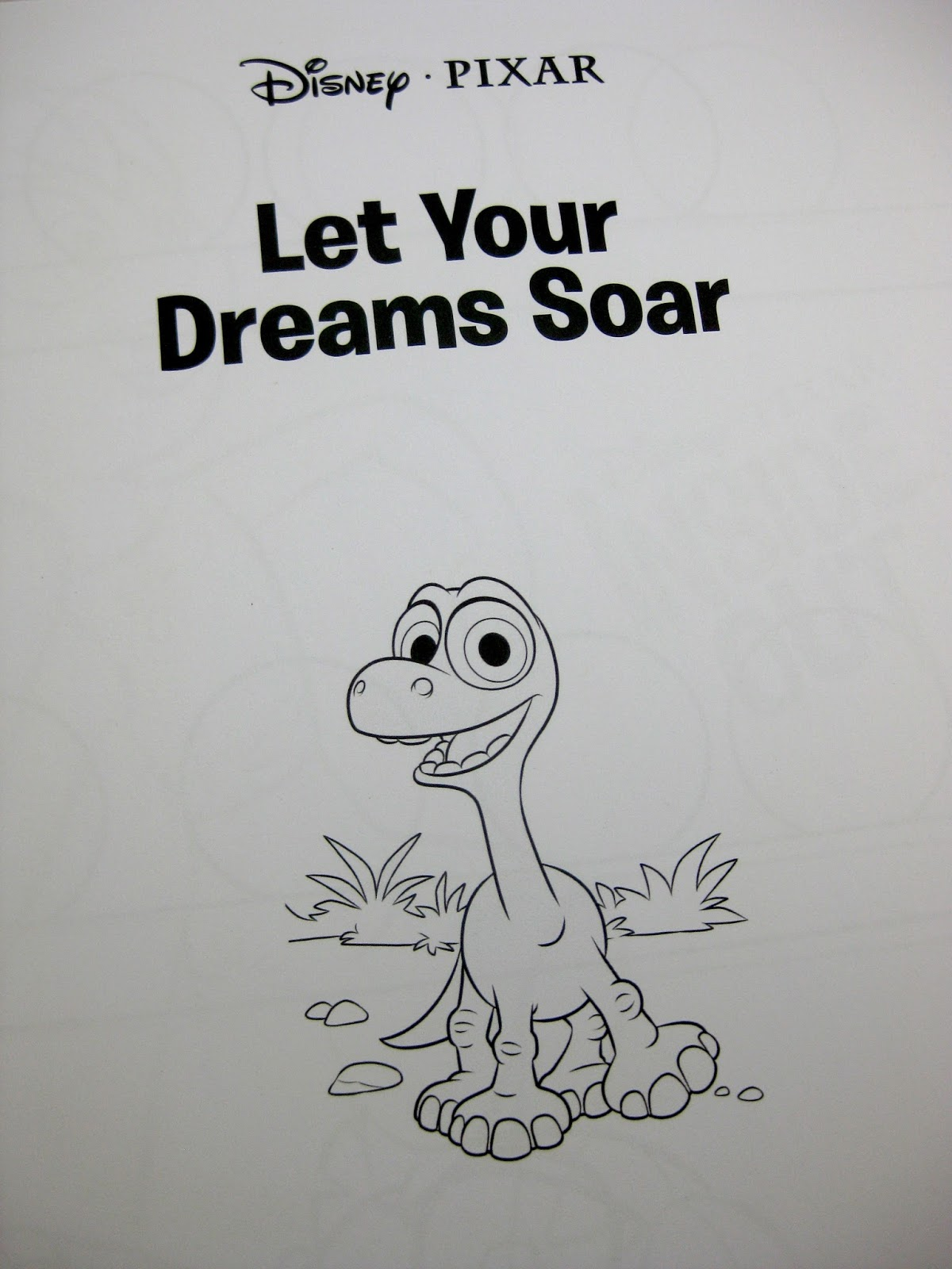 pixar films with stickers and fun coloring pages including inside out the good dinosaur cars with some cars 2 thrown in finding nemo monsters - Pixar Coloring Pages Monsters