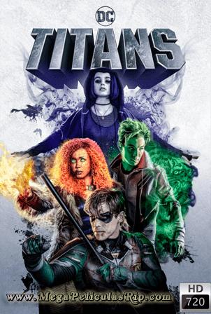 Titans Temporada 1 [720p] [Latino-Ingles] [MEGA]