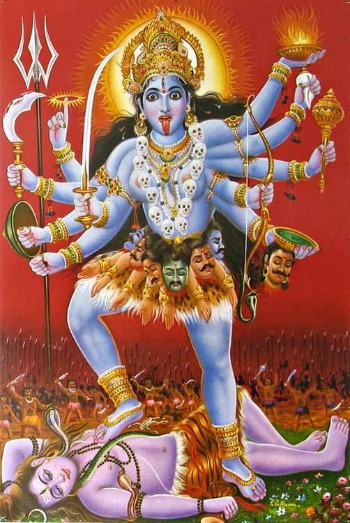 Metaf sica miami kali poderosa protecci n metafisicamiami - Images of hindu gods and goddesses ...